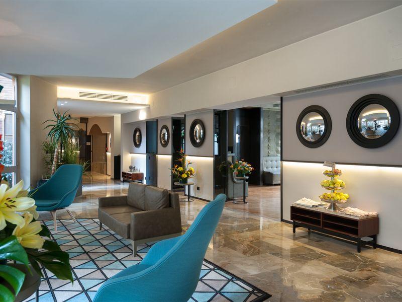 Hotel Lombardia****