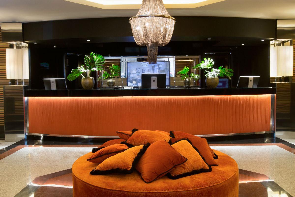 Milano, RITZ Starhotel****